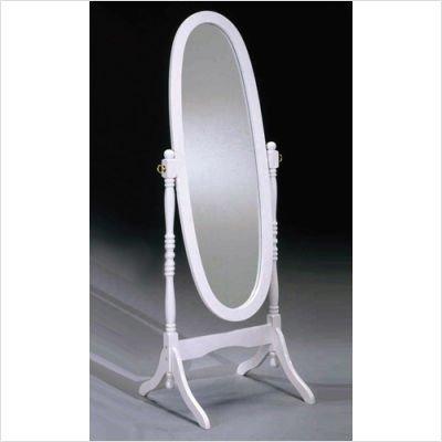 Crown-Mark-Cheval-Mirror-White-Finish-0