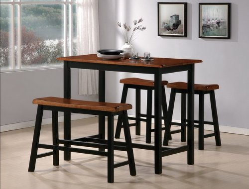 Crown-Mark-Tyler-4-Piece-Counter-Height-Table-Set-0