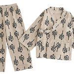 Cute-Pajamas-Autumnwinter-Cotton-Kimono-Pajamas-Childrens-Bathrobe-Pajamas-0