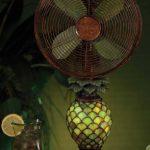 Deco-Breeze-Mosaic-Pineapple-Table-Top-FanLamp-0