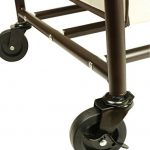 DecoBros-Heavy-Duty-3-Bag-Laundry-Sorter-Cart-Bronze-0-1