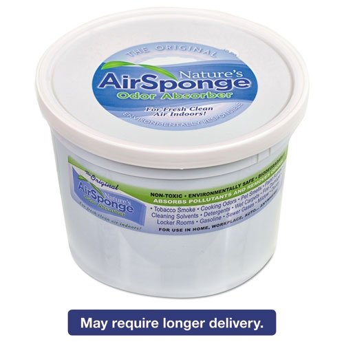 Delta-Marketing-101-3-Natures-Air-Sponge-Odor-Absorber-4-Lb-Tub-0