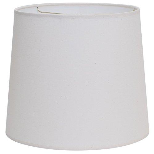 Deran-304-16-NA-16-Hardback-Linen-Drum-Lamp-Shade-14-x-16-x-14-Natural-0