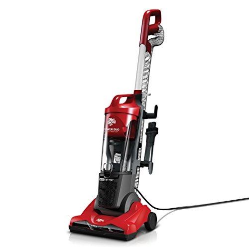 Dirt-Devil-UD20125B-Power-Duo-Carpet-and-Hard-Floor-Cyclonic-Bagless-Corded-Upright-Vacuum-Cleaner-0-0