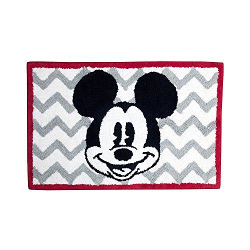 Disney-Chevron-Mickey-Mouse-Bath-Rug-0