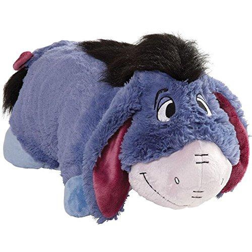 Disney-Winnie-The-Pooh-Pillow-Pets-Eeyore-Stuffed-Animal-Plush-Toy-0