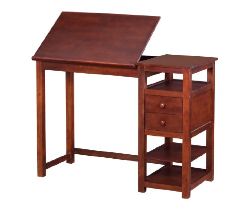 Dorel-Living-Drafting-and-Craft-Counter-Height-Desk-Espresso-0-0