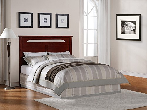 Dorel-Living-Queen-or-Full-Sized-Headboard-in-Solid-Wood-in-Cherry-Finish-0-0