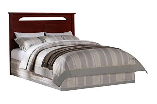 Dorel-Living-Queen-or-Full-Sized-Headboard-in-Solid-Wood-in-Cherry-Finish-0-1