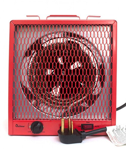 Dr-Infrared-Heater-DR-988-Garage-Shop-208240V-48005600W-Heater-with-6-30R-Plug-0