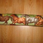 Draft-Stopper-Filled-with-Fragrant-Balsam-Large-Diameter-3-Platinum-Plus-Horses-0