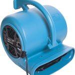 Dri-Eaz-F351-Sahara-Pro-X3-TurboDryer-3-Speed-Floor-Dryer-0-0