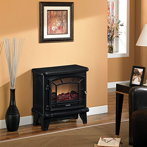 Duraflame-DFS-550-21-Maxwell-Electric-Stove-with-Heater-0-0