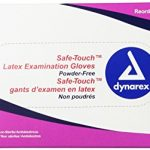 Dynarex-Safe-touch-Latex-Exam-Glove-Powder-Free-Large-100-Count-Pack-of-10-0