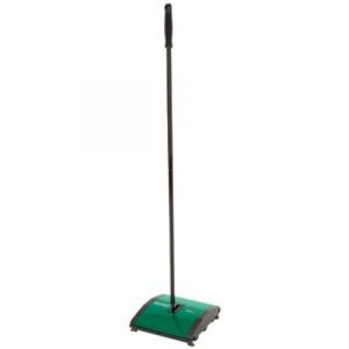 EDMAR-CORPORATION-BG23-Bissel-Commercial-Sweeper-with-corner-brushes-floating-head-and-dual-debris-dustpan-Sweeper-twin-tuftedtwisted-brushes-0