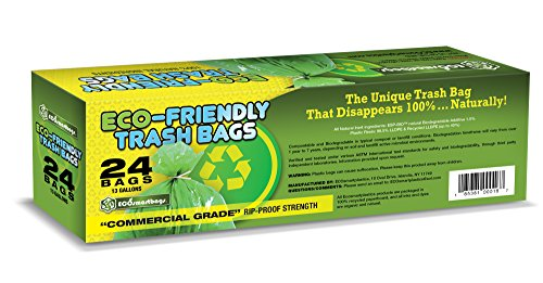 Eco-Smartbags-Biodegradable-Trash-Bags-13-Gallon-24-Count-Boxes-Pack-of-6-0