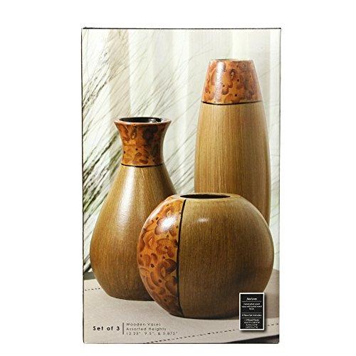 Elegant-Expressions-by-Hosley-Burlwood-Vases-Set-of-3-0-0