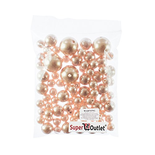 Elegant-Glossy-Polished-Pearls-for-Vase-Fillers-DIY-Jewelry-Bracelets-Necklaces-Table-Scatter-Wedding-Birthday-Party-Home-Decoration-Event-Supplies-8-Ounce-Pack-70-Pieces-by-Super-Z-Outlet-0-1