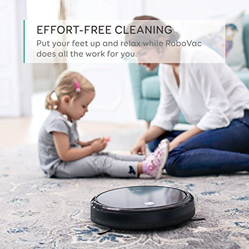 Eufy-RoboVac-11-High-Suction-Self-Charging-Robotic-Vacuum-Cleaner-with-Drop-Sensing-Technology-and-HEPA-Style-Filter-for-Pet-Fur-and-Allergens-Designed-for-Hard-Floor-and-Thin-Carpet-0-0