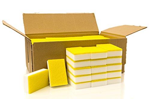 Eve-Living-Melamine-Foam-Magic-Eraser-Abrasive-Cleaning-Sponge-with-Scouring-Pad-48-Bulk-Pack-0-0