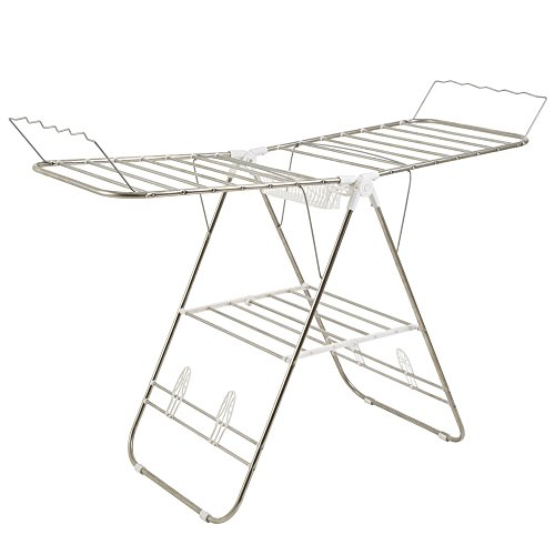 Everyday-Home-Everyday-Home-Sturdy-Adjustable-Gullwing-Drying-Rack-with-Shoe-Horns-0-0