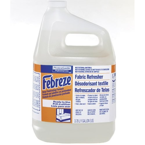 Febreze-33032CT-Professional-Fabric-Refresher-Deep-Penetrating-Fresh-Clean-1-gal-3Carton-0