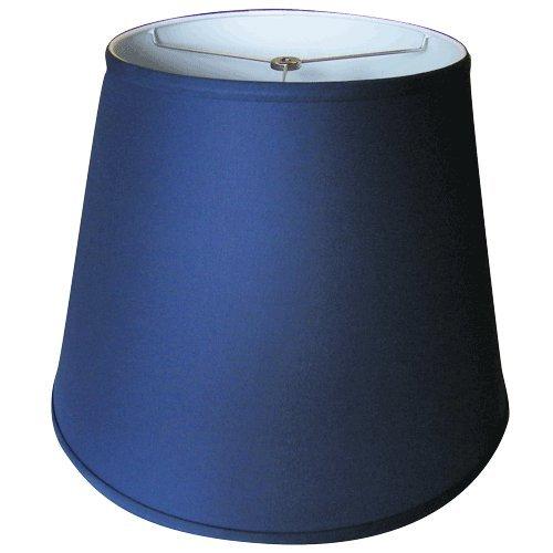 FenchelShadescom-Lamp-Shade-11x17x13-Navy-Blue-Linen-Fabric-0