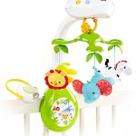 Fisher-Price-Deluxe-Projection-Mobile-Rainforest-Friends-3-in-1-0