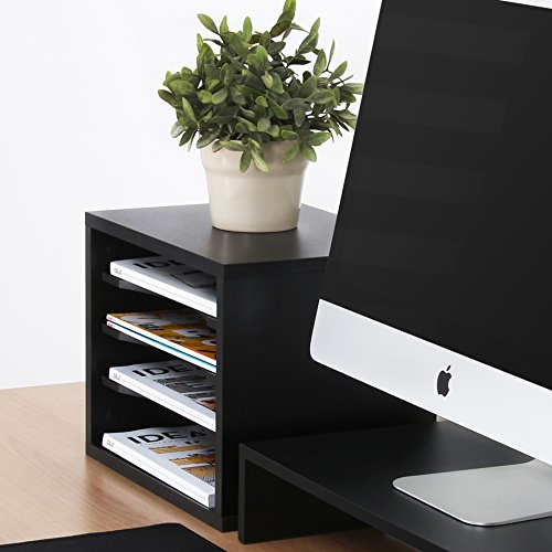 Fitueyes-Wood-Desk-Organizer-Workspace-Organizers-Black-DO403501WB-0-0