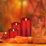 Flameless-Candles-Red-Battery-Operated-Candles-with-Remote-Timer-of-2468-Hours-Flickering-Candles-Set-of-4-Comenzar-0-0