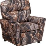 Flash-Furniture-Contemporary-Camouflaged-Fabric-Kids-Recliner-with-Cup-Holder-0
