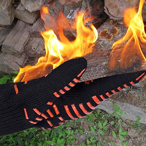Foho-Versatile-Insulated-Waterproof-Oven-Mitts-BBQ-Grilling-Gloves-0
