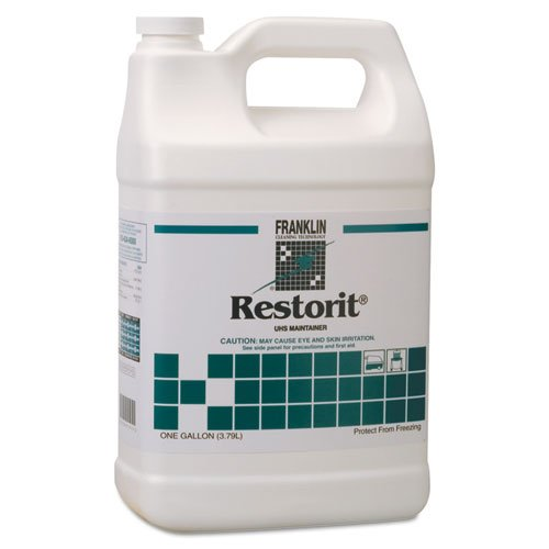 Franklin-Cleaning-Technology-Restorit-UHS-Floor-Maintainer-Liquid-1-gal-Bottle-Includes-four-per-case-0