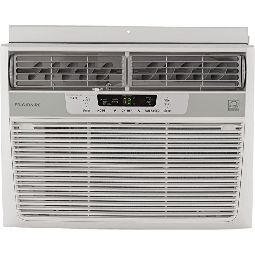 Frigidaire-10000-BTU-115V-Window-Mounted-Compact-Air-Conditioner-with-Temperature-Sensing-Remote-Control-0-2