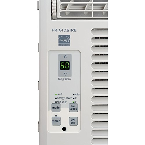 Frigidaire-5000-BTU-115V-Window-Mounted-Mini-Compact-Air-Conditioner-with-Full-Function-Remote-Control-0-1