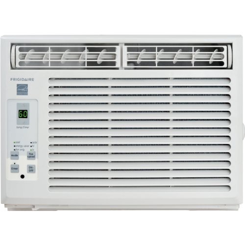 Frigidaire-5000-BTU-115V-Window-Mounted-Mini-Compact-Air-Conditioner-with-Full-Function-Remote-Control-0-2