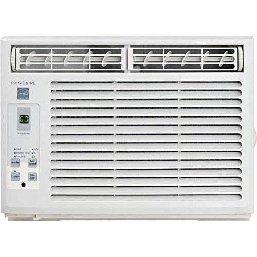 Frigidaire-5000-BTU-115V-Window-Mounted-Mini-Compact-Air-Conditioner-with-Full-Function-Remote-Control-0