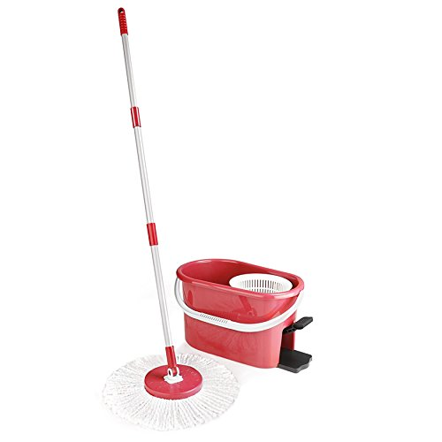 Fuller-Brush-Fiesta-Red-Spin-Mop-0