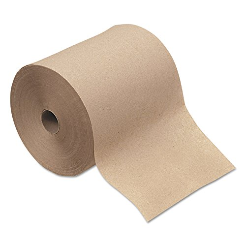 GEN-1916-Hardwound-Roll-Towels-1-Ply-8-x-600-Brown-Pack-of-12-0