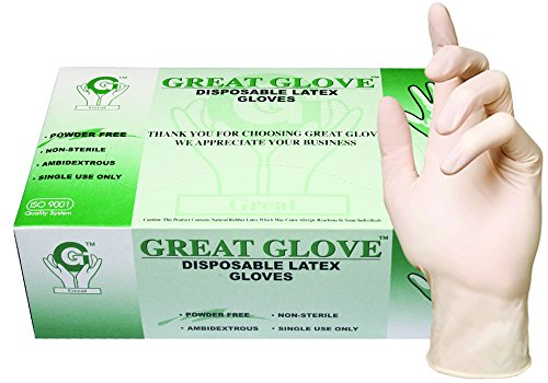 GREAT-GLOVE-Latex-Powder-Free-45-5-mil-General-Purpose-Glove-0