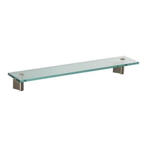Gatco-4716-Bleu-Glass-Shelf-Chrome-0