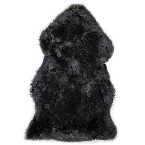 Genuine-Australian-Sheepskin-Rug-One-Pelt-Fur-Single-Approx-2ft-x-3ft-0