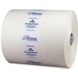Georgia-Pacific-2530-Ultima-High-Capacity-Premium-Paper-Towel-Roll-1-Ply-8250-Width-x-425-Length-White-Pack-of-12-0