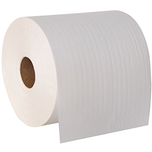 Georgia-Pacific-Acclaim-26602-White-High-Capacity-Roll-Towel-7-78-Width-x-800-Length-6-Rolls-of-800-0