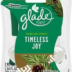 Glade-Plugins-Scented-Oil-Refills-Holiday-Collection-2016-Sparkling-Spruce-Timeless-Joy-Net-Wt-134-FL-OZ-2-Count-Refills-Per-Package-Pack-of-3-Packages-0-0