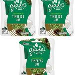 Glade-Plugins-Scented-Oil-Refills-Holiday-Collection-2016-Sparkling-Spruce-Timeless-Joy-Net-Wt-134-FL-OZ-2-Count-Refills-Per-Package-Pack-of-3-Packages-0