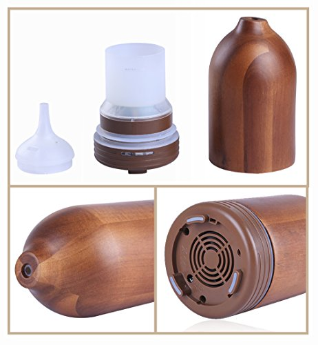 Glamorance-Real-Wood-Essential-Oil-Diffuser-Ultrasonic-Aromatherapy-Diffuser-with-LED-Lighting-Adjustable-Mist-Mode-Waterless-Auto-Shut-Off-0-1