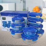 Glass-Food-Storage-Container-Set-Blue-BPA-Free-FDA-Approved-Reusable-Multipurpose-Use-for-Home-Kitchen-or-Restaurant-18-Piece-by-Utopia-Kitchen-0-0
