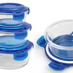 Glass-Food-Storage-Container-Set-Blue-BPA-Free-FDA-Approved-Reusable-Multipurpose-Use-for-Home-Kitchen-or-Restaurant-18-Piece-by-Utopia-Kitchen-0-1