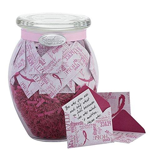 Glass-KindNotes-FIGHTING-CANCER-Keepsake-Gift-Jar-of-Messages-for-Cancer-Breast-Cancer-Patients-0-0